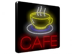 Cafe LED Sign (LDX-22)